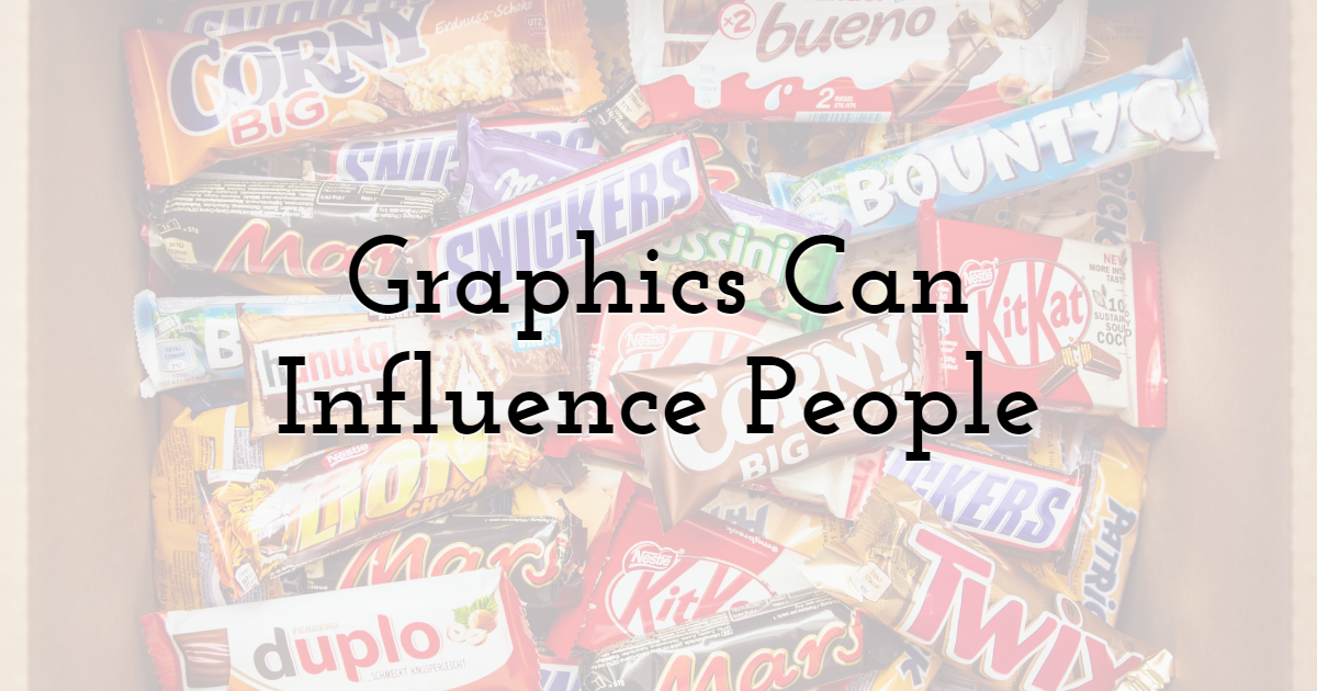 Graphics Can Influence People