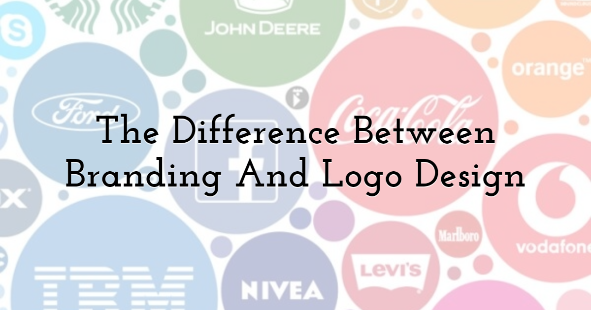The Difference Between Branding And Logo Design