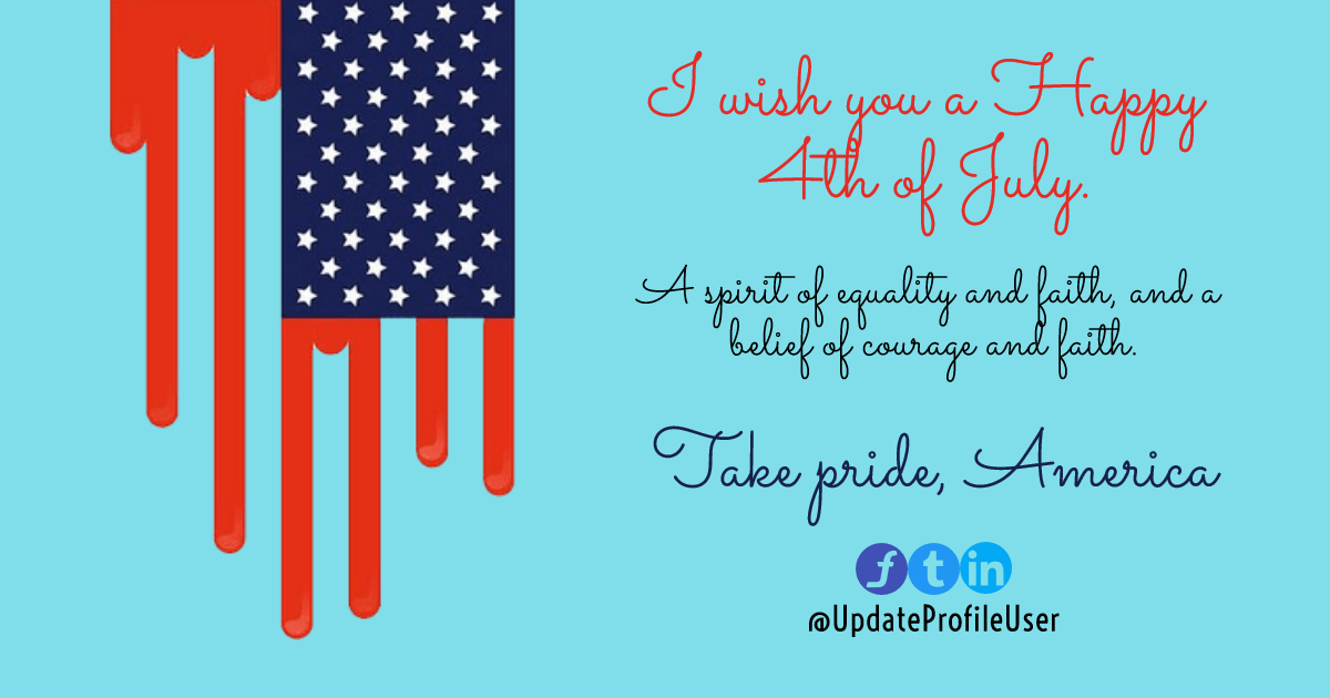 4th of July card design #4thofjuly Design  Template