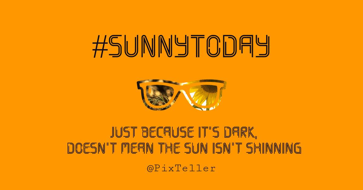 Card design - sunshine #poster Design  Template