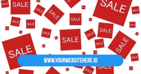 Sale call to action card for your website - #sales #calltoaction #business