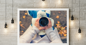 Mockup with Photo design card - #mockup #inspiration #life #photo #image #frame