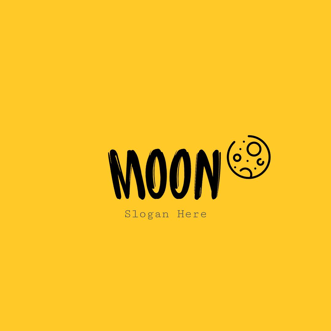 Logo,                Simple,                Yellow,                 Free Image