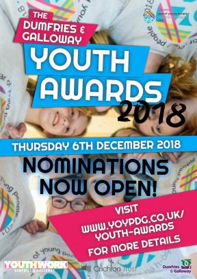 DG Youth Awards 2018