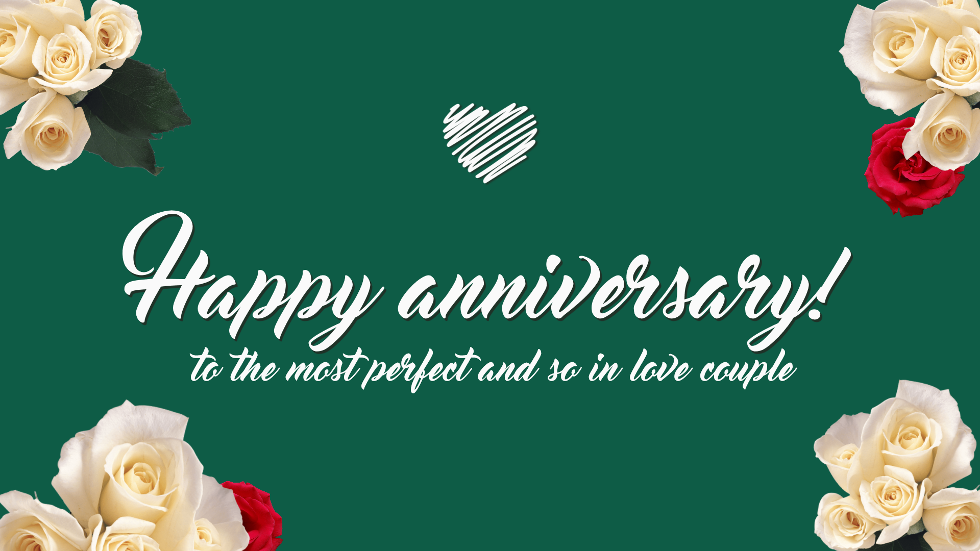 Happy anniversary card template Design  Template