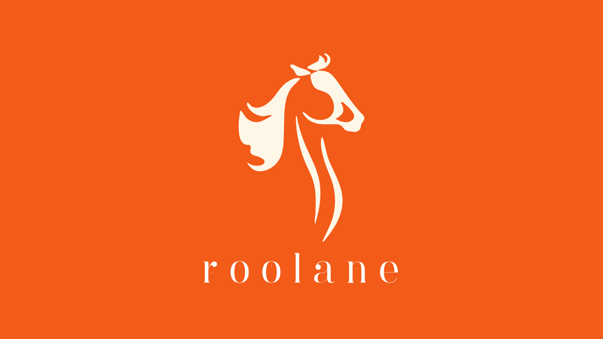 Logo Design - #Branding #Logo #horse Design  Template