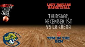 Invitation easy to edit on PixTeller - #calltoaction #invitation #announcement GIRL BBALL - Lady Jaguars Basketball