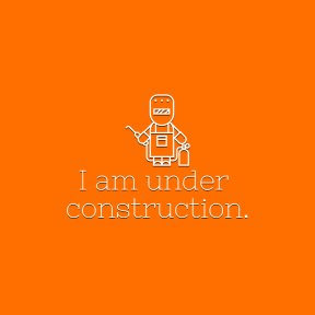 I am under construction #Quote #Poster